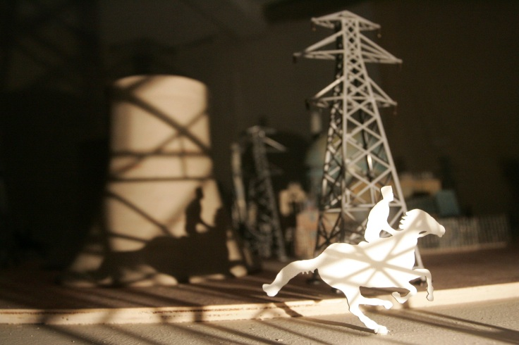 Steve Gumbley's Shadowgraph