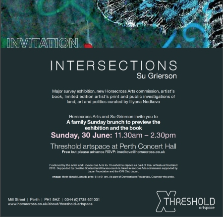 Intersections Invitation