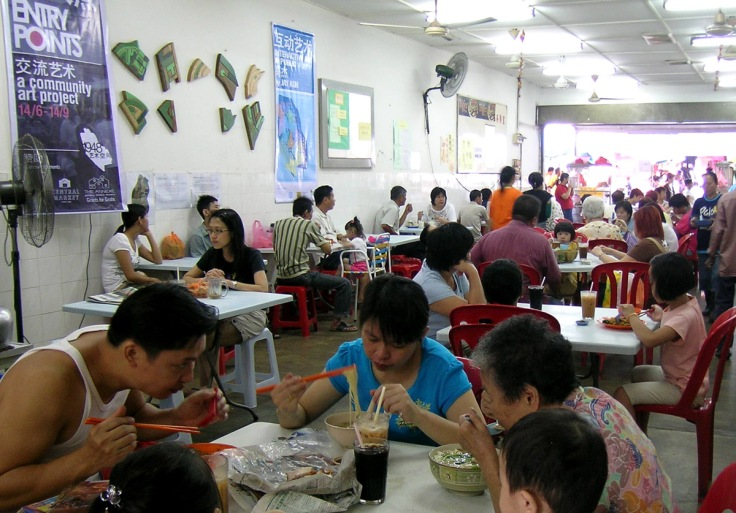 Jay Koh, Conversation Pieces, Malaysia, 2008