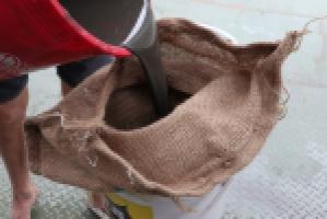 CH mud sieving